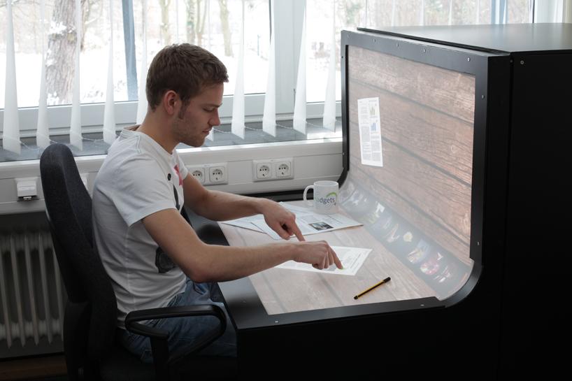 le bureau interactif
