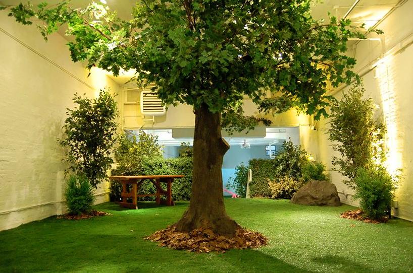 un arbre a l exposition park here