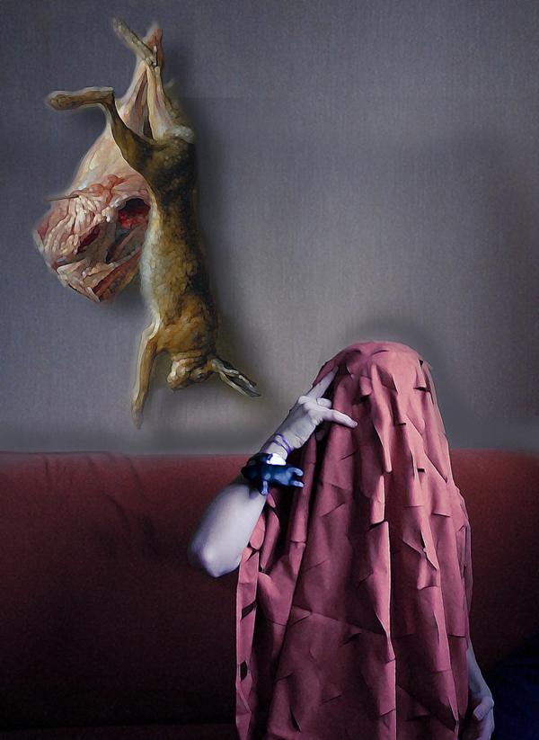 autoportraits Yulia Bakhtiozina