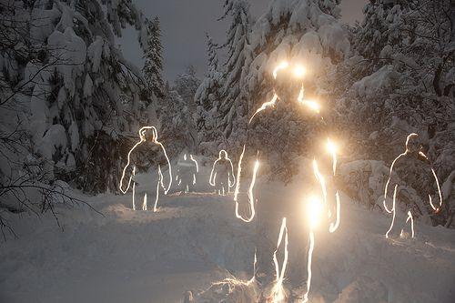 hommes-neige