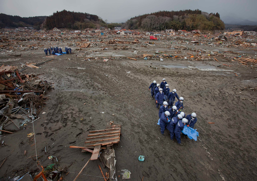 tsunami japon