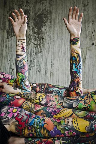 bras-tatouages