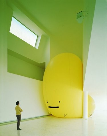 grosse bete jaune