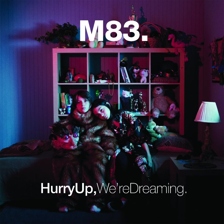 M83 - HUrry up We re Dreaming